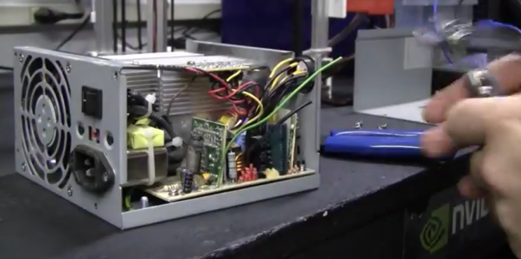 Powering The Kossel Mini 3d Printer And Modifying An Atx